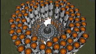 KSP(Kerbal Space Program) STOCK [15,389 ton] Eve-kebin Shuttle