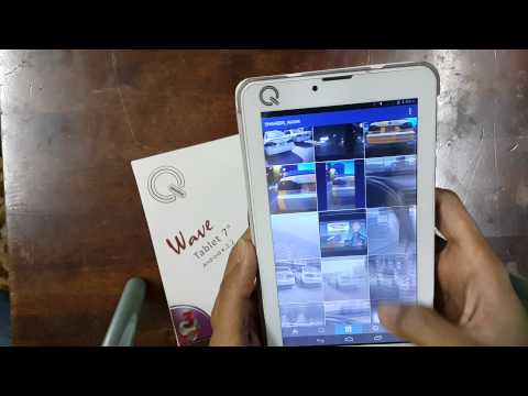 Game play and review on Quantum Dual sim tablet 7