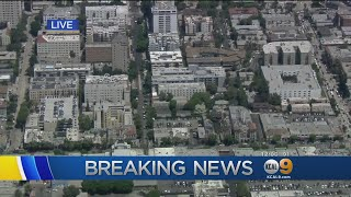 Reported Assault In Hollywood