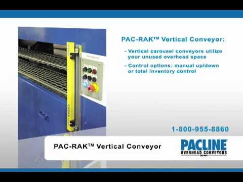 Vertical Carousel Conveyor