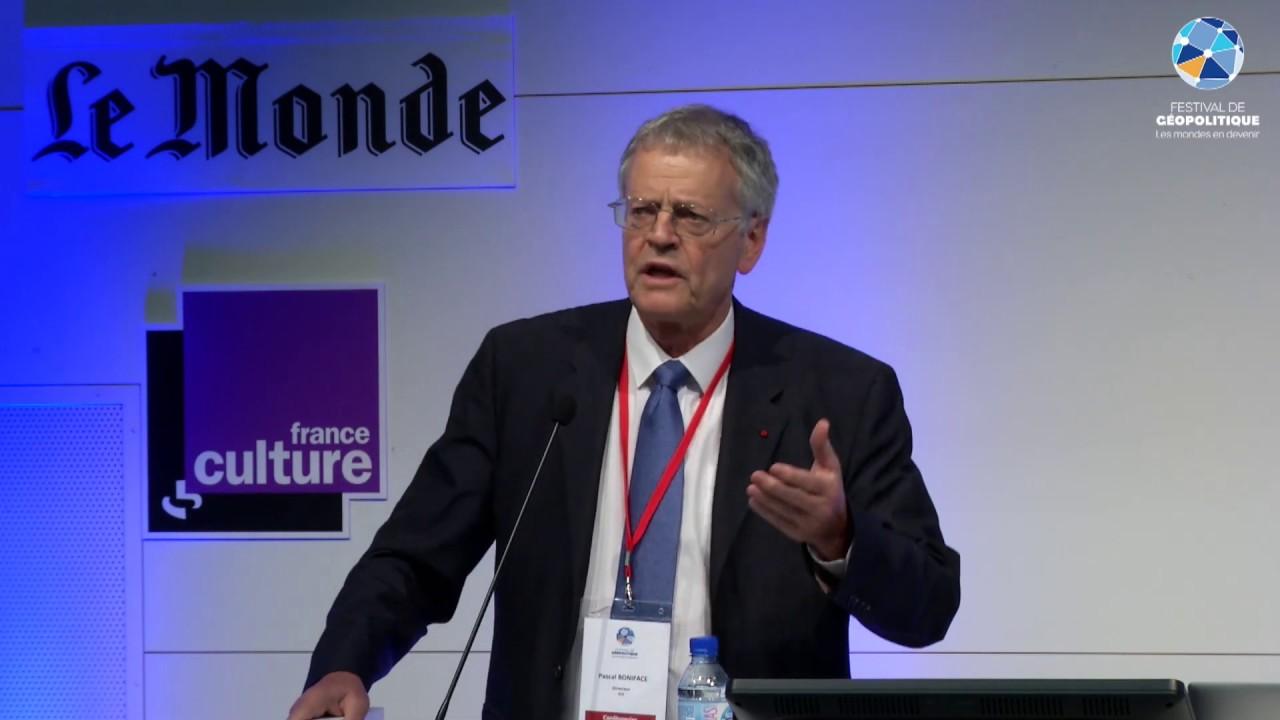 Conférence : L'autonomie stratégique de l'Union européenne de Pascal Boniface