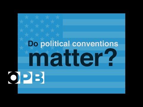 Do Political Conventions Still Matter?