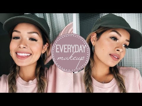 My Current Everyday Makeup Routine | ItsMandarin