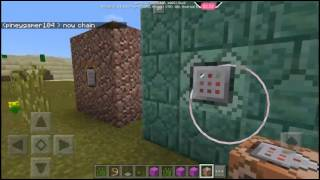 Command block update pocket edition