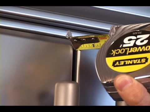 Sub Zero Side by Side Door Adjustment