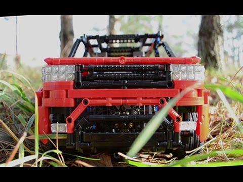 Lego Range Rover Sport 2014