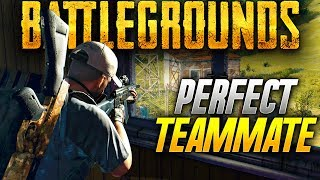 Battlegrounds: THE PERFECT DUO  (Playerunknown