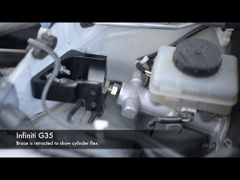 Z1 Motorsports - Brake Master Cylinder Brace