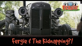 Fergie & The Kidnapping of Clunky | Little Grey Fergie