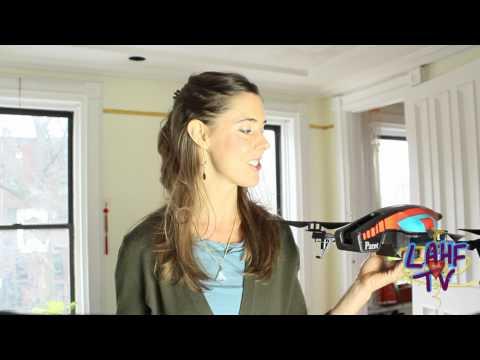 Flying Machine needs a new name, Fying Arms & Meet Salihah