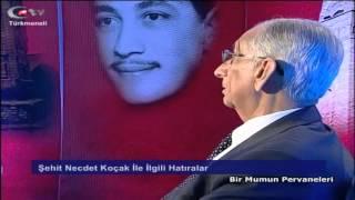 Prof. Dr. Mahir Nakip ve   Habib Hürmüzlü konu Nejdet Koçak