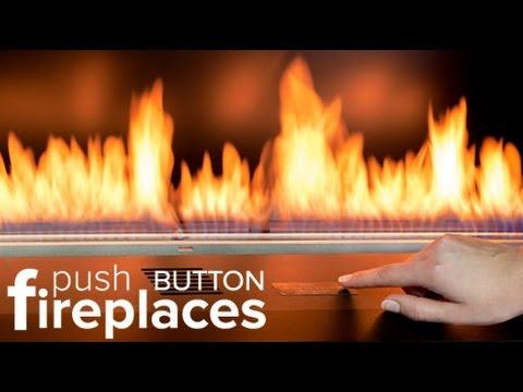 DIY bio ethanol fireplace for quick and easy assembly.