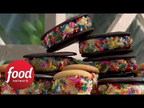 How to Make Edible Cookie Dough (with Sasha Pieterse) | Food Network