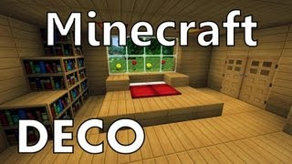 minecraft comment crer une belle chambre - Chambre Moderne Minecraft