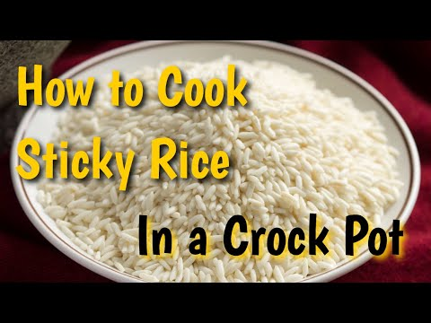 Cooking Rice in a Crock Pot
