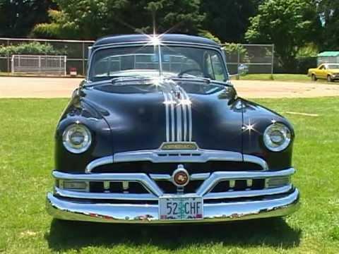 Antique Car Show in Eugene, Oregon.