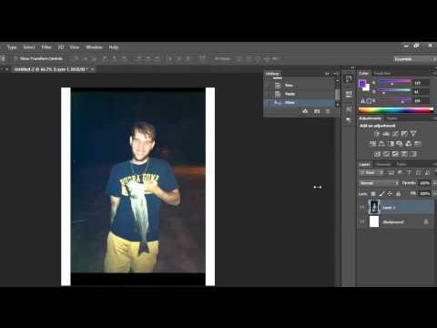 How to Resize an Image Using Photoshop CS3 : Adobe Photoshop Tips