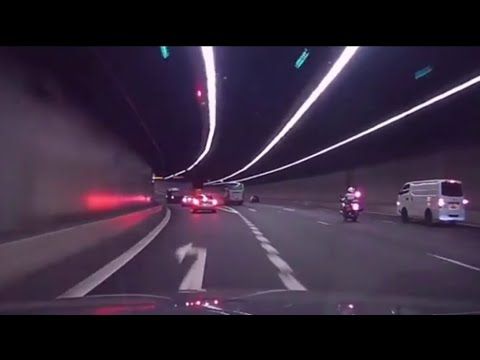 3jun2018 speeding van with commeral plate stopped by singapore traffic police for speeding cte