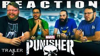 Marvels The Punisher Official Trailer 2