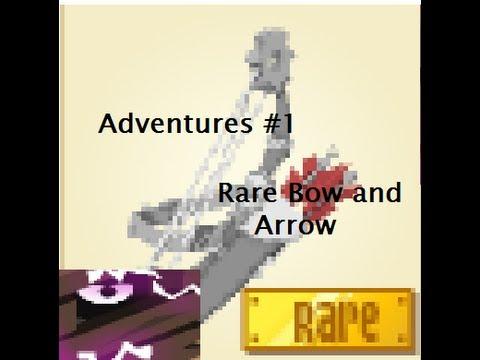 Animal Jam! Playing The Adventures #1 ~Rare Bow~