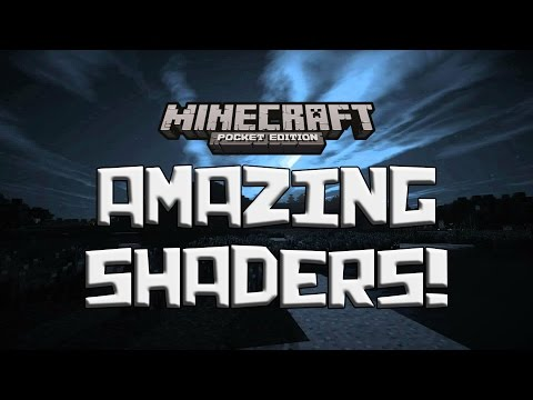 THE BEST MCPE SHADERS! KMPE™ Shaders V1.7 - Minecraft Pocket Edition