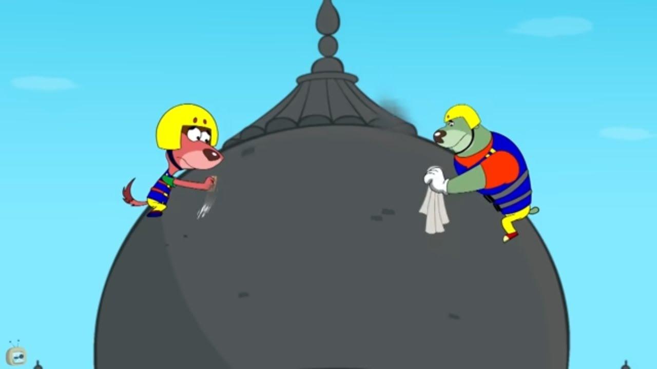 Rat-A-Tat 'Animated Videos 4' Chotoonz Kids Funny Cartoon Videos