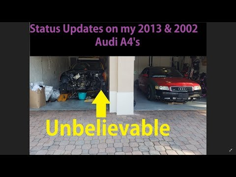 My 2013 Audi A4 engine is, just WOW! With so many more explanations like selling parts!