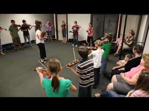 Lowe Violin Suzuki Academy & Studio Info Video