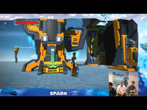 Project Spark Live Stream: Operation MOLE
