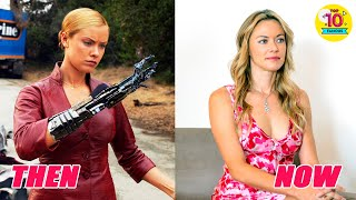 Terminator All Cast ★ Then and Now 2021
