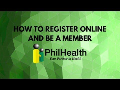 How To Register Online Philhealth