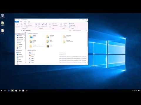 How to Show Or Hide File Extensions in Windows 10