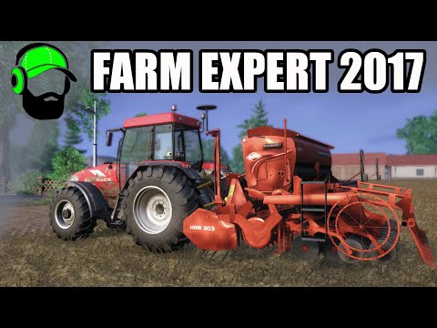 Farm Expert 2017 Gameplay - Seeding canola