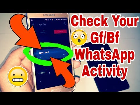 How To Track Your Gf/Bf WhatsApp Number||Check last seen||check total time spend||With PROOF[Hindi]