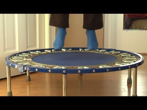 Rebounding: Bounce Your Way to Better Health