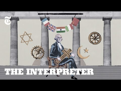 How Nations Make Up National Identities   NYT - The Interpreter
