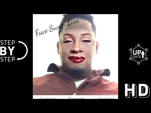 Face Swap Live iPhone/iPad/iPad Pro 2016 HD Review