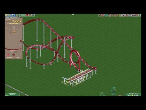 [Tutorial] Designing Tracks in Rollercoaster Tycoon 2, OpenRCT2