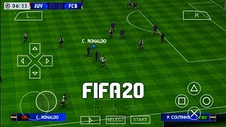 500 MB] Download FIFA 19 PPSSPP Best Graphics New kits