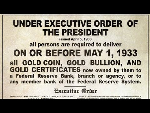* Birth Certificate * Remedy HJR-192 & Executive Order 6102