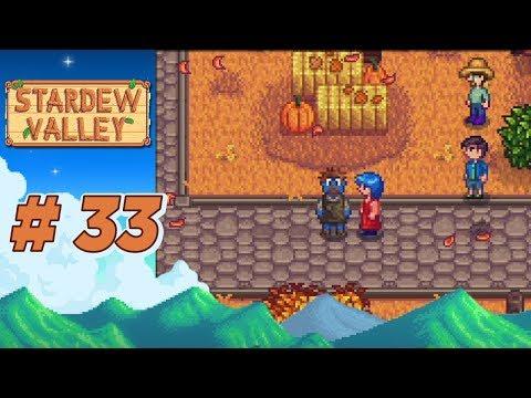 Stardew Valley :: Ep 33 - When Will YOU Turn Bluu?