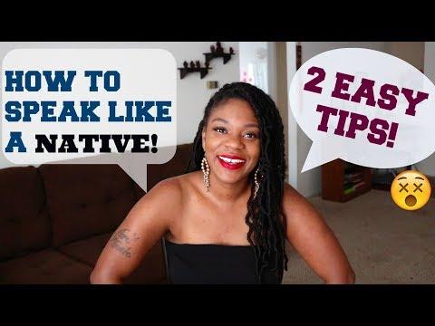 How to speak SPANISH like a NATIVE | Ambie Gonzalez