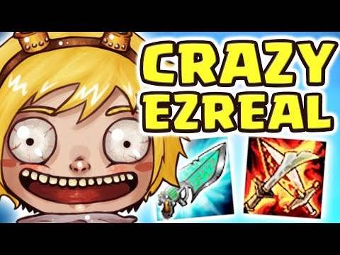 HOW TO MAKE ENEMY JUNGLE RAGEQUIT | AP EZREAL JUNGLE IS LEGENDARY | 200 IQ IDEA | NO COUNTER 1-SHOT