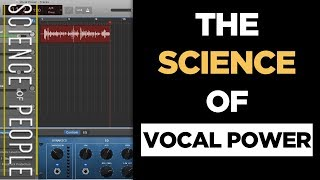 The Science of Vocal Power