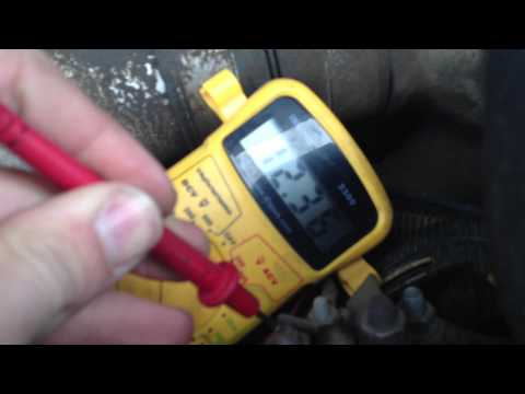 How to test 7.3l powerstroke GLOW PLUG RELAY