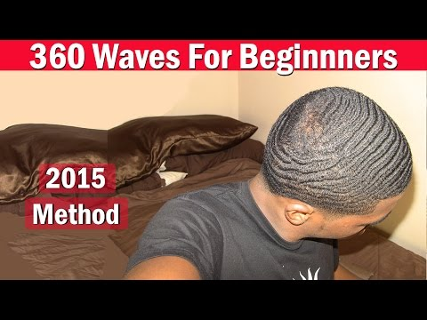 How to get 360 Waves For Beginners 2015 Method