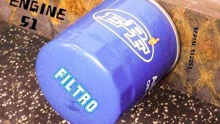 5 maneras de aflojar un filtro muy duro de aceite o gasoil