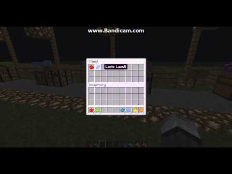 How to make all of the dyes in Minecraft