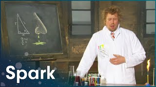 How Fast Does Snot Fly Out Of Your Mouth And Nose? | ExperiMental | Spark