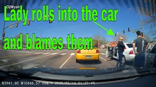 Bad drivers,Driving fails -learn how to drive #169